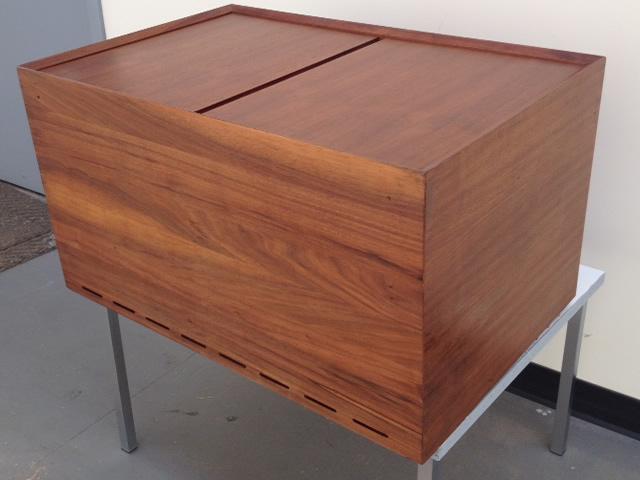 Victorian Desk: After